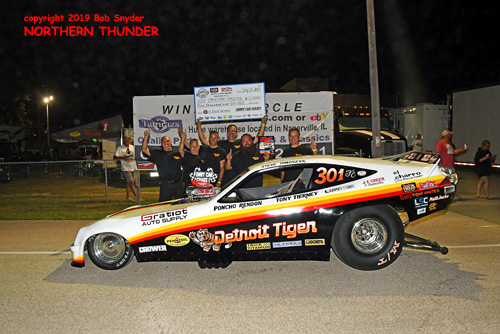 What's New in the World of Drag Racing - UPDATED: August 6, 2019